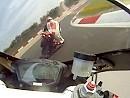 Aus der Kiste auf die Piste. Tracktest Ducati 848 Evo auf dem Nürbrugring GP-Strecke