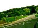 Ausfahrt mit KTM Superduke 990 im Wiener Umland