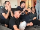 Ausgerastet: Marc Marquez schaut MotoGP (Aragon), Bruder Alex fährt auf P2