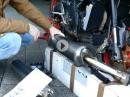 Auspuffanlage, Endschalldämpfer Tutorial Projekt Thunfisch by Moto Tech