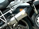 Auspuffanlage LeoVince SBK Factory R für BMW S1200GS SlipOn