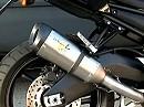 Auspuffanlage LeoVince SBK Factory Slip-on für Yamaha FZ8 2010