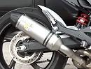 Auspuffanlage LeoVince Slip-on for Honda CB600F Hornet
