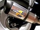 Auspuffanlage LeoVince Suzuki GSX-R 600 auf Prüfstand