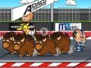Austin MotoGP 2019 Highlights Minibikers - Rins bezwingt Rossi, vor Miller