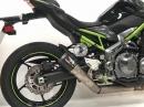 Austin Racing an Kawasaki Z900 - Soundcheck - nix zu meckern