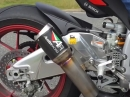 Austin Racing GP1R - Aprilia RSV4-RF V4 Power Flyby und Soundcheck