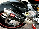 Austin Racing Motogp style exhaust with Aprilia RSV4