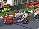 AustrianGP , Spielberg MotoGP 2020 Highlights Minibikers - Dovizioso gewinnt