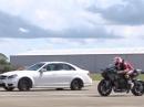 Auto vs. Motorrad - ein paar interessante Beschleunigungswerte