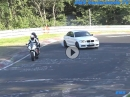 Auto vs. Motorrad Nordschleife NoGo weil brandgefährlich