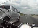 Autobahn Vierzylinder Raserei = hirnlose Massen unterwegs