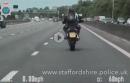 8 Monate Knast, 28 Monate Fahrverbot für Autobahn Wheelie & Gezappel