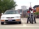 Autofahrer aufgepasst: Man sieht sich immer zweimal im Leben ;-)
