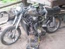Automotor in Motorrad: Streetfighter perfekt viele Detaillösungen und fährt!
