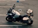 Autonomer Boxer! BMW Motorrad Riding Assistant auf der CES 2019 in Las Vegas