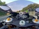 Autonomes Ballern mit Yamaha R1 RN19