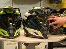 Aventuro Motorrad Helm - Features / Handhabung des Touratech Helmes