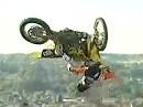Backflip mit 360° kombiniert - und wer hats erfunden: Travis Pastrana