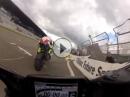 Bäämm. Geile Battle Yamaha R1 vs. BMW S1000RR Nürburgring RL-Cup