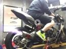 Bäämm: Yamaha R1M Dynorun 220.5 RWHP - Dampf im Kessel