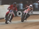 Baker vs. Marquez: Superprestigio Barcelona Dirt Track 2015 - Highlights