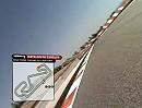 Barcelona - Circuit de Catalunya (Spanien) onboard Runde 2010 mit Alex Hofmann auf Aprilia RSV4
