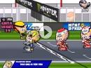 Barcelona MotoGP 2016 Minibikers: Rossi besiegt Marquez