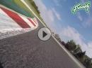 Barcelona onboard Lap: Moto 2, Franco Morbidelli, MVDSRacingTeam