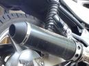 Barracuda mit und ohne DB Killer auf Kawasaki ER-5 Soundcheck