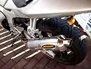 Honda SP1 mit Barracuda Auspuff