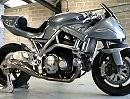 Barry Sheene tribute bike - 257bhp Icon Sheene