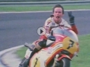 Barry Sheene: Hero, Ikone, coolste Socke ever! Geile Compilation