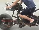 Batman Motorrad gesichtet: Was man nicht kaufen kann wird halt gebaut