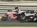 "Battle Bayliss vs. Biaggi Losail 2008. ""And here comes Bayyylllliiiiiiissssss - Geile letzte Runde"