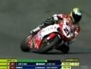 Troy Baylis reisst an - SBK 2008 - Monza (Italien) - Superpole Winner