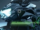 Beauty Shots - Kawasaki Z H2 Mj: 2020 - Studio Video / Tech Details
