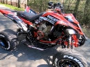 Bad Beauty: Yamaha Raptor 1300cc 205PS mit Ducati Panigale 1299 Motor by ATV Swap Garage