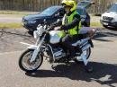 Behindert und Motorradfahren - No Limits mit Stützrädern