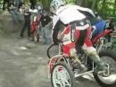 Behinderten Motorsport - Trial Seitenwagen Demonstration PSRT