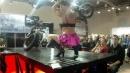 Bei Harley-Davidson wird an der Stange gerockt, Intermot Halle 9