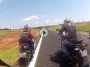 Beinah Crash mit Schutzengel - Spacken beim Autobahn blasen