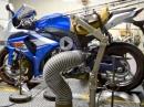 Belastungstest Motorrad: Stunden, Tage - Hammer was der Krempel aushalten muss