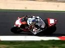 Ben Spies and Tom Sykes test the 2009 Yamaha R1 - MCN Sport