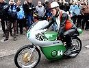 Benelli 250ccm - Vierzylinder von der Classic Motor Show Lahti 2010