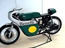 Benelli Quattro 500 Classicracer Pasolini - Soundcheck. Was für die Ohren