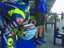 """""""Benzintier """"Valentino Rossi - Vielseitigkeits Motorsportler"""