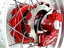 Beringer Weltneuheit: Inboard Braking - Bremssysteme