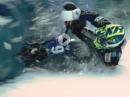 Berlin (Germany) FIM Ice Speedway Gladiators 2020 Highlights