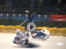 Berlin - Ice Speedway Gladiators 2016 Highlights Best Shots